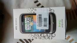 HTC Wildfire Android phone