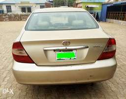 A sharp very clean 2004 Toyota Camry bigdaddy for sales