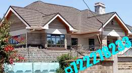 I say, it's good 5br house for sale in kahawa sukari