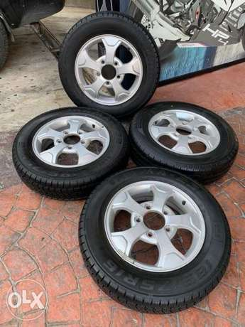 Lada rims and wheels new 400