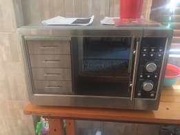 Convection oven / microwave - Defy