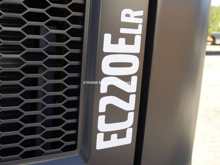 Volvo Ec 20 E Lr - 2019