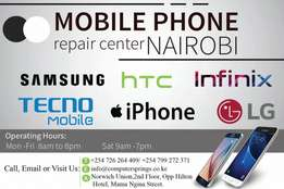 All Mobile Phone Repair and Servicing