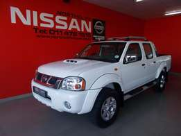 2016 Nissan Np 300 2.5dci Double Can 4x2