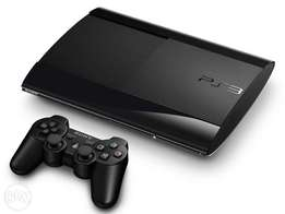 Still like new Playstation 3 plus games and controls