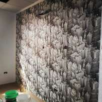 15 years guaranteed wallpaper. Fracan Wallpaper Ltd Abuja