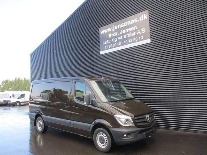 Mercedes-Benz Sprinter 216 - 2018