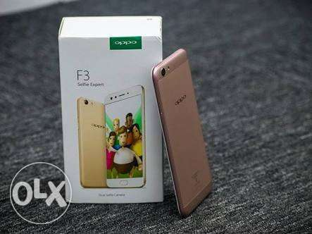Oppo F3 New Boxed. City Centre - image 1