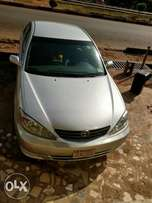 Toyota Camry 2004 Le for sale, foreign used.