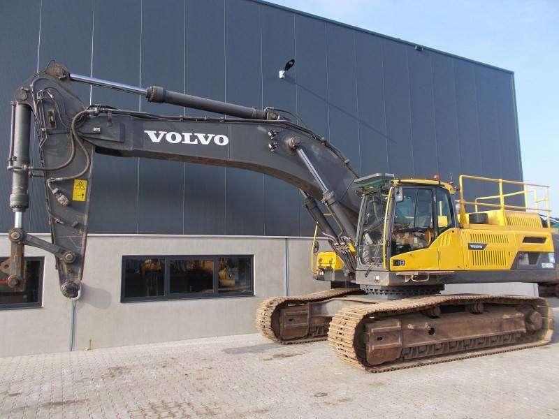 Volvo Ec480dl - 2012