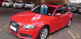 Audi a4 1.8 attraction