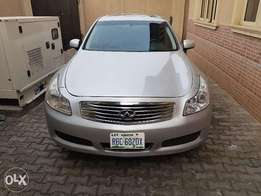 1 year First Body 2007 Infiniti G35 (as good as tokunbo)