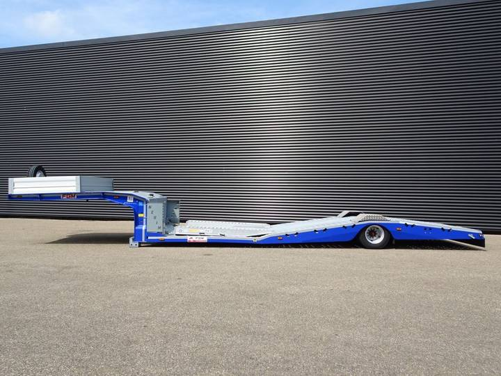 FGM TRUCK TRANSPORTER / WINCH / RAMPS / NEW! - 2019 - image 3