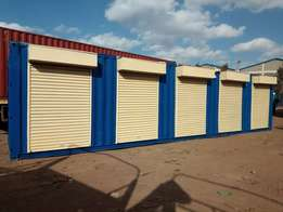 Container Stalls