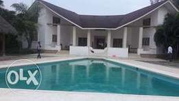 Kibokoni Residence with 2houses, swimming pool and 2sqs