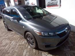 Just arrived Honda stream with Alloy wheels 2WD 2010 model