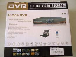 Digital Video Recorder – H.264 Dvr – High Stability – Hdmi – 16 Chanls