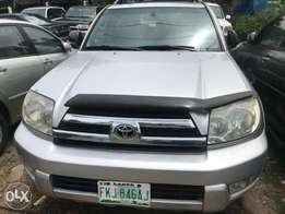 Toyota 4runner Used 1st body Very Clean 2005