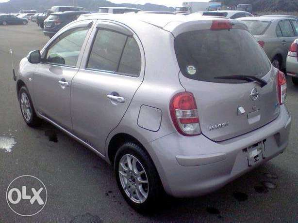 Nissan march for sale straight from Japan Utawala - image 4