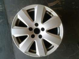 Audi 16 inch Rims set of 4