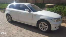 Bmw 116i well kept and serviced