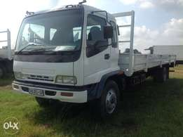 Isuzu FTR 800 dropside on special