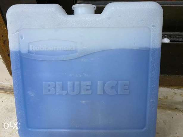Rubbermaid Blue Ice Pack