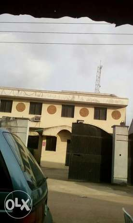 Hotel for sale at ago palace way Isolo - image 4