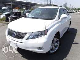Lexus RX450H 2010 Just Arrived Fully Loaded Asking Price 3,600,000/=