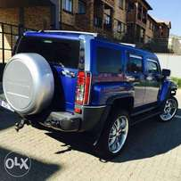 Hummer h3 clean and powerfull