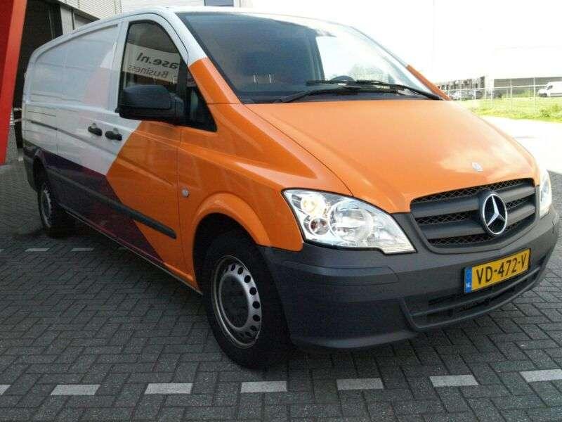 Mercedes-Benz VITO 110 CDI 343 L3 - 2013 - image 3