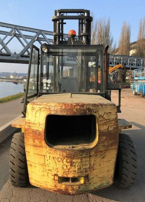 Hyster h7.00xl - 1995 - image 6