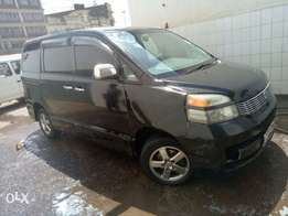 Toyota voxy in great condition at a great n affordable price