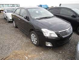 2009 New Premio, Sleek Black, Fully Loaded With Safety and comfort