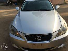 Reg. 2007 Lexus is250 AWD (Thumb Start) in perfect condition