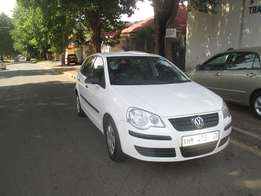 2007 vw polo 1.4 trend for sale