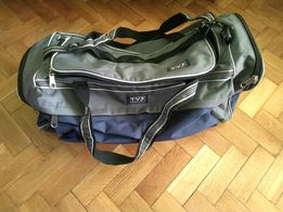 d7343b4df2e9d Torba podróżna oryginalna TVP ! Duża, nie używana !