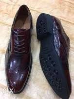 Quality Brown Leather Shoes