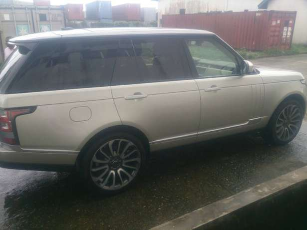 2014 Range Rover Autobiography in PHC Port Harcourt - image 6