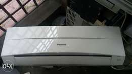 Panasonic 1.5HP Split Econavi AC 6 months old