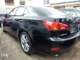 Lexus is320 keyless entry 2008 model