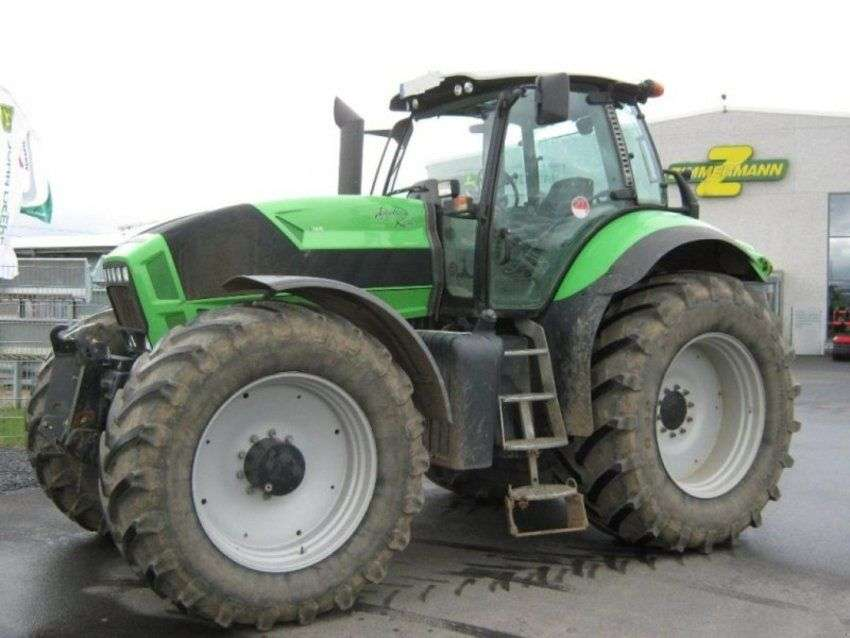 Deutz-fahr Agrotron X720 - 2011