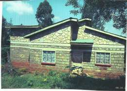 6 Rooms and Plot for Sale in Bomet county