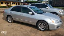 Very Clean Honda Accord 2007 Model for sale at good price