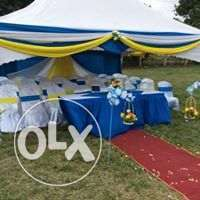 affordable tents,tables,chairs and decor Lavington - image 2