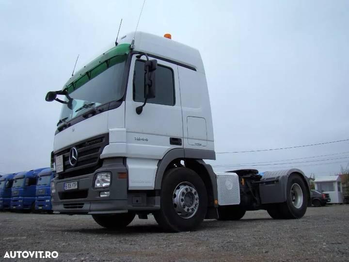 Mercedes-Benz ACTROS 1844 ADR - 2008