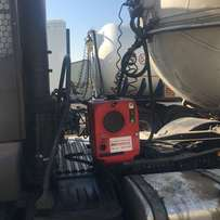 Fuel tanker,pto and complete hydraulic system installations
