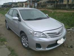 Toyota Corolla 2012 Bought New