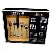 Cutlery *53 Piece Set**KSh.4500**