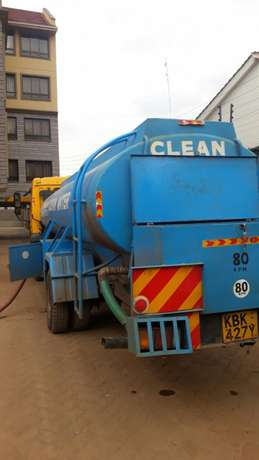 Clean Water Supply & Exhauster Services Westlands - image 2